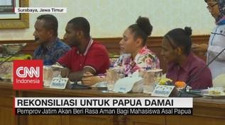 VIDEO: Rekonsiliasi Untuk Papua Damai