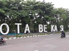 PSBB Kota Bekasi: Ojol Grab-Gojek Cs Dilarang Bawa Penumpang