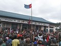 Rusuh di Fakfak Papua Barat, Polisi Tembakkan Gas Air Mata