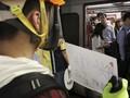 FOTO: Gangguan Ekonomi Akibat Aksi Demo di Hong Kong