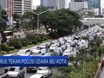 Ganjil Genap Jurus Pamungkas Tekan Polusi Udara Jakarta