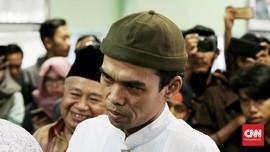 Abdul Somad Juga Batal Ceramah di Kudus Sebelum Ditolak UGM