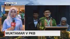 VIDEO: PKB Gelar Muktamar V di Bali