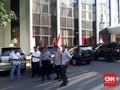 Usai Dilempar Bom Molotov, Kantor DPP Golkar Dijaga Ketat