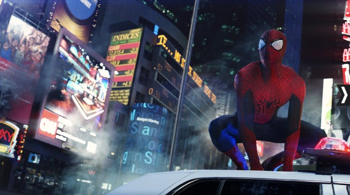 The Amazing Spider-Man 2 (2014) (ist sonypicturesmuseum.com)