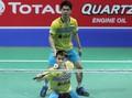 Hasil Korea Open: Kevin/Marcus Lolos ke Perempat Final