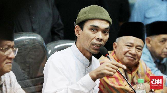Ustaz Abdul Somad Ceramah soal Integritas di KPK