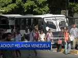 Caracas Ibu Kota Venezuela Dilanda Blackout
