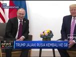 Ajak Rusia, Trump Ingin G7 Kembali Jadi G8