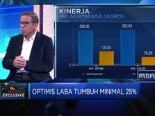 Perkuat Cadangan Kredit, BRI Agro Optimis Laba Naik 25%