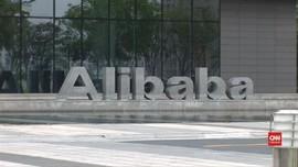 VIDEO: Alibaba Tunda 'Melantai' di Bursa Hong Kong
