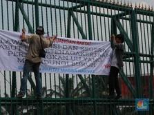 Besok, Ribuan Buruh akan Kepung DPR