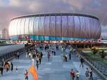 Ini Desain Keren 'Old Trafford' Jakarta A La Gubernur Anies