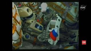 VIDEO: Rusia Kirim Robot Humanoid ke ISS