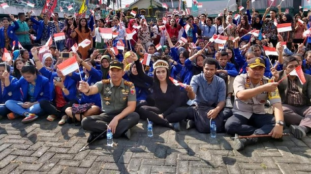 Gerakan Pancasila Power untuk Indonesia