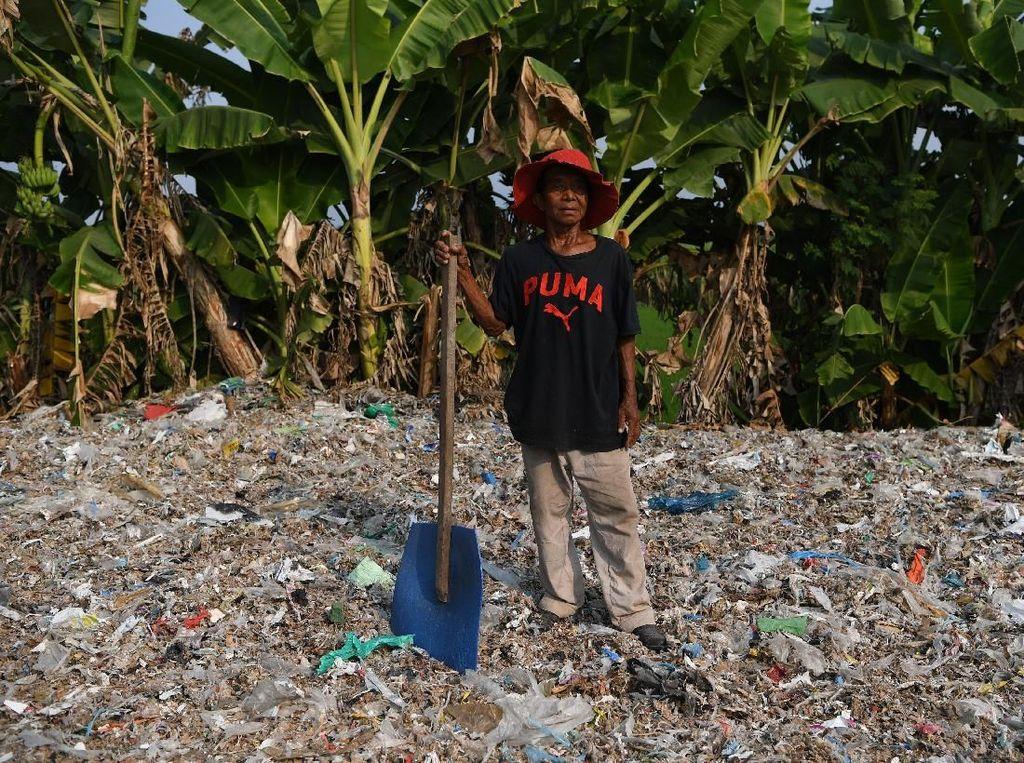Ecoton mencatat setidaknya ada 12 pabrik kertas di Jawa Timur yang menggunakan bahan baku kertas bekas impor. Jenis sampah kertas scrap campuran kode HS 47079000 diduga menjadi jenis sampah yang disusupi sampah plastik karena merupakan jenis sampah campuran.