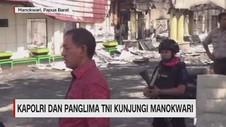 VIDEO: Kapolri & Panglima TNI Kunjungi Manokwari