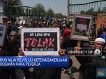 Demo Buruh Protes Perihal Revisi UU Ketenagakerjaan