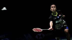 Hasil China Open 2019: Anthony Ginting ke Final Lawan Momota