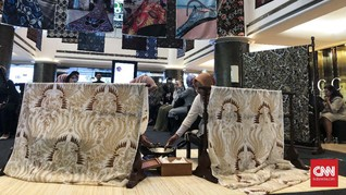 Mempopulerkan Batik Nusantara ke Dunia lewat Bidikan Lensa