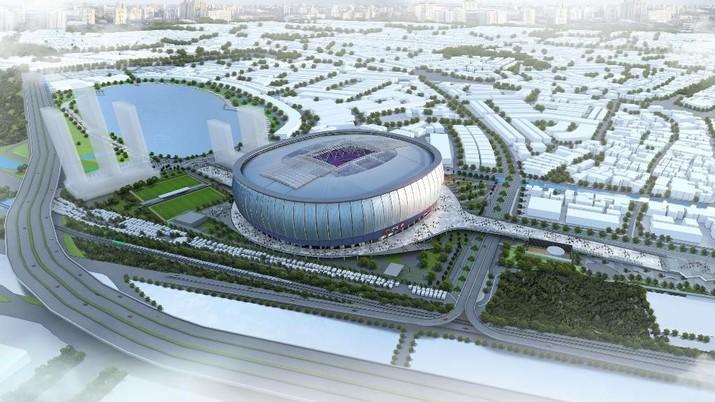Protes yang dilakukan BUMN PT Adhi Karya Tbk dalam tender pembangunan Jakarta International Stadium adalah proses yang wajar.