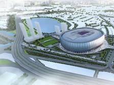 Di Balik Desain Keren 'Old Trafford' Jakarta Gubernur Anies