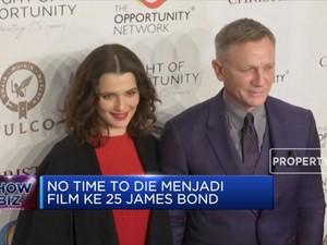 No Time To Die Menjadi Film Ke 25 James Bond
