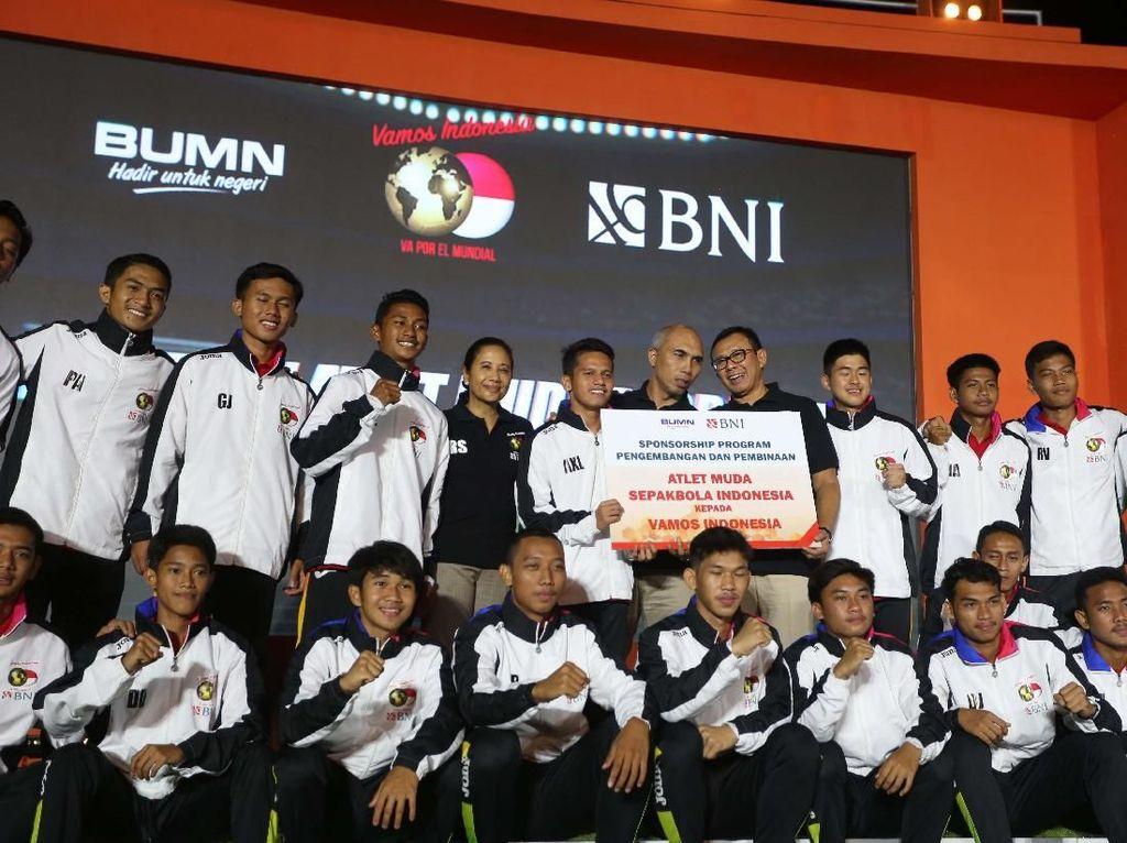 19 Pesepakbola Muda Indonesia Dikirim ke Spanyol