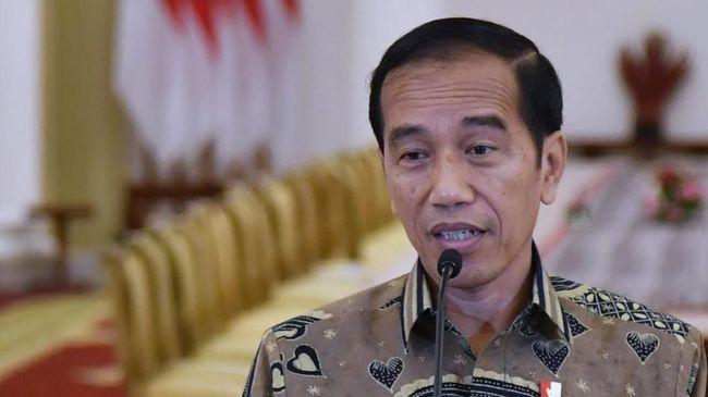 Jokowi Sentil Pemda Soal Pembangunan Infrastruktur Daerah