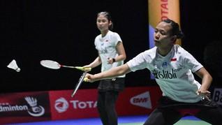 Ganda Putri Indonesia Della/Rizki Juara Vietnam Open 2019