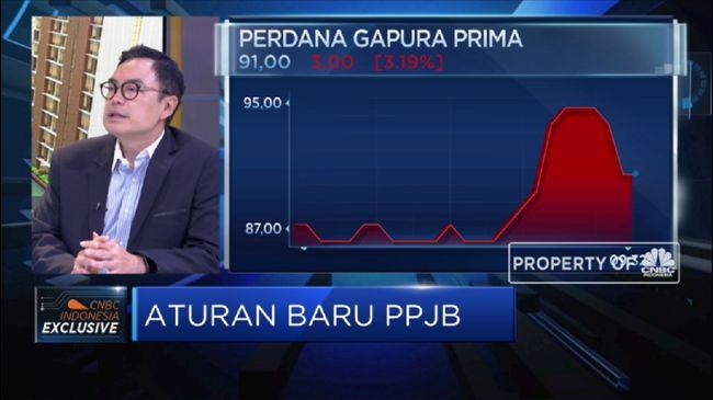 GPRA Bidik Perumahan Murah, GPRA Incar Penjualan Rp 500 M