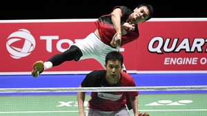 FOTO: Wakil Indonesia di 16 Besar Kejuaraan Dunia Bulutangkis