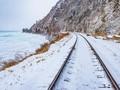 Rusia Buka Jalur Kereta Menuju Salju Abadi