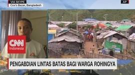 VIDEO: Pengabdian Lintas Batas Bagi Warga Rohingya