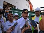Jokowi Jengkel Monopoli Tol Laut, Ini yang Membongkarnya