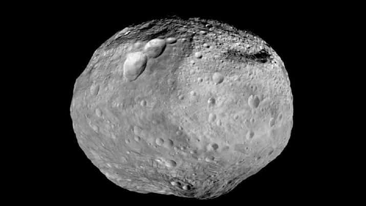 NASA mengabarkan sebuah asteroid selebar 150 meter melintas mendekati bumi dengan kecepatan 60 ribu km/jam