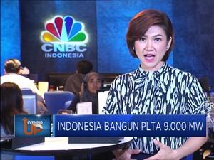 Terbesar di Indonesia, Kalimantan Bakal Punya PLTA 9.000 MW