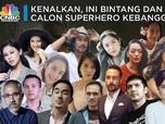 Kenalkan, Ini Para Jagoan Nusantara Jagat Sinema Bumilangit