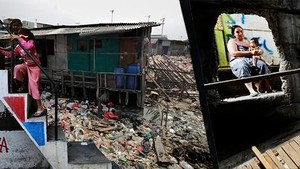 Kumuh Kelam di Sudut Jakarta