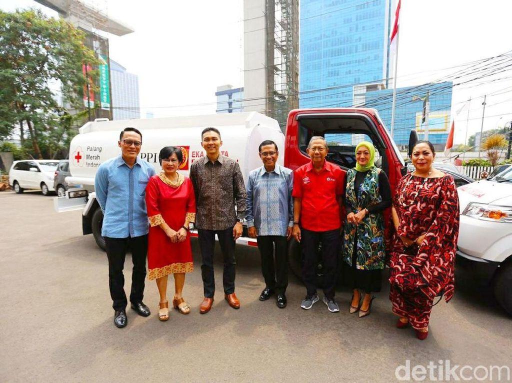 Warga Korban Gempa Sulteng Akan Lebih Mudah Dapat Air Bersih