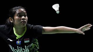 Hasil SEA Games: Indonesia ke Final Beregu Putri Badminton
