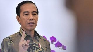 Jokowi Sebut Pemerintah Perlu Turun Tangan Cetak Konglomerat