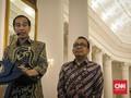 Jokowi Melayat Ibunda SBY Selama 10 Menit