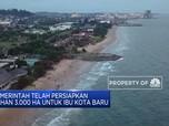 Ibu Kota Baru Resmi Berlokasi di Kalimantan Timur