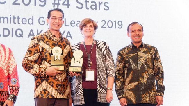 BNI Life Memperoleh Predikat Sangat Baik di GRC Summit 2019