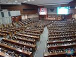 Sepinya Sidang Paripurna DPR Saat Bahas RAPBN 2020 Jokowi