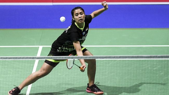 Gregoria Kalah Dramatis dari Unggulan Kedua Indonesia Masters