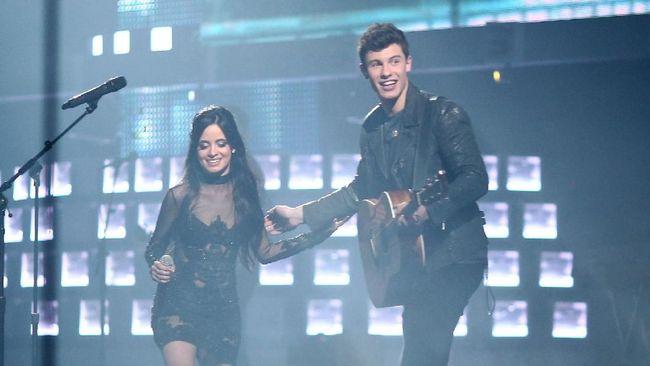 Shawn Mendes-Camila Cabello Bakal Tampil di MTV VMA