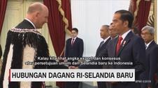 VIDEO: Indonesia - Selandia Baru Economic Halal Konsep