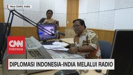 VIDEO: Diplomasi Indonesia-India Melalui Radio